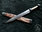 Damast Gladius Hispaniensis