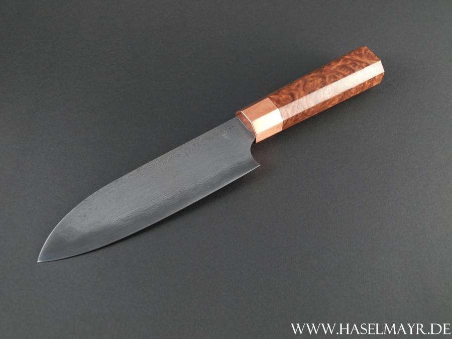 Küchenmesser 200 mm handgeschmiedete Küchenmesser angefertigte ...